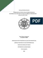 proposal penelitian D3