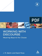 J.R. Martin, David Rose-Working With Discourse_ Meaning Beyond the Clause-Bloomsbury Academic (2007)