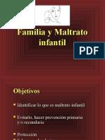 Familia Ym Altra to Infant i Luc