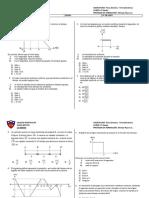 Ensayo 2 PSU MRU MRUA y Aplicaciones