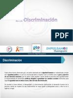 Subtema 2.1. Discriminación