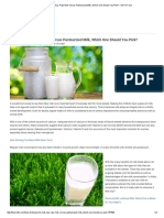 World Milk Day_ Raw Milk Versus Pasteurized Milk, Which One Should You Pick_ - NDTV Food