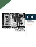 Pattadakal Temples Nandini