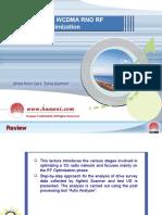 12-WCDMA RNO RF Optimization_20051208