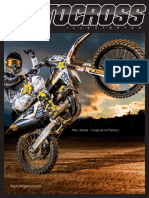 Motocross Illustrated - March 2016