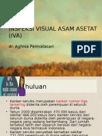 Inspeksi Visual Asam Asetat (Iva)