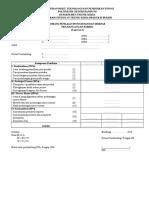 Form Penilaian Rancangan - Jan 2016