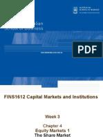 FINS1612 W3 Lecture