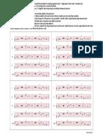 5 Simple Psalm Tones