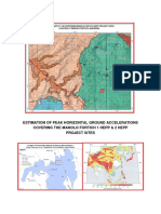 2014-04-15 Estimation of Peak Horizontal Ground Accelerations