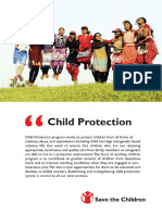Child Protection Booklet - Save the Children in Bangladesh