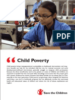 Child Poverty Booklet - Save the Children in Bangladesh