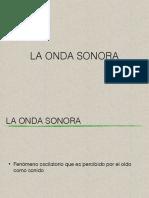 02 La Onda Sonora