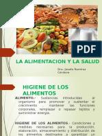 Alimentacion y Salud