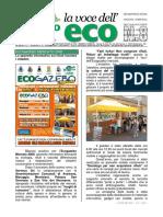 La Voce dell'Eco - ottobre 2008