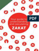 Zakat Guide by the National Zakat Foundation