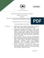 Pp Nomor 85 Tahun 2015 Tempat Penimbunan Berikat