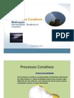 Processos Conativos