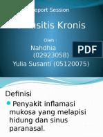 Case Sinusitis Kronik