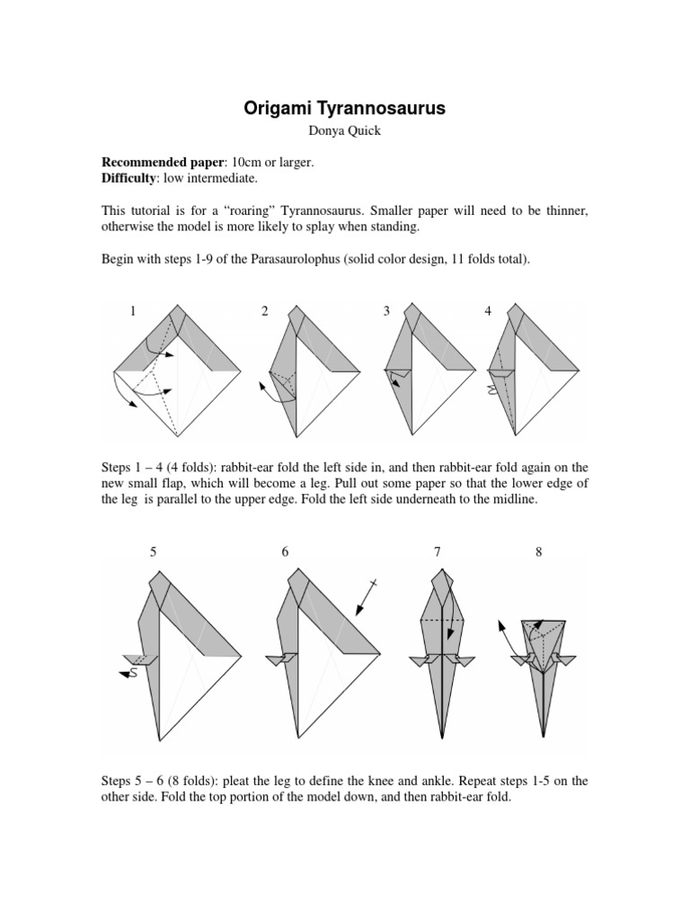 Origami | Enhancing Student's Minds with Each Fold | The Knowledge ... | 1024x768