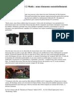Firaxis parle XCOM 2 Mods