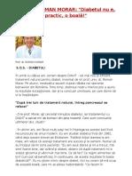 Diavit - specificatii diabet