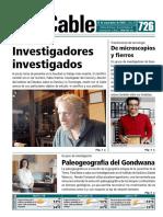Investigadores investigados