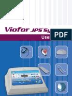 Viofor JPS System Classic - User manual  (En)