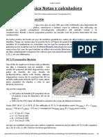 MODELOS de CONSTRUCCION - Cúpula Geodésica Notas y Calculadora