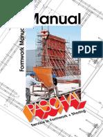 PASCHAL Formwork Manual