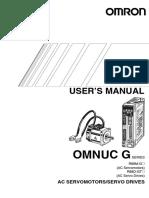 Manual R88D GT