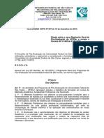 Regimento Geral 2014