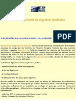 Valorisation Des Boues de La Station d'Épuration en Biogaz