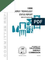 CA EC Tech Report