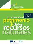Guia Para La Evaluacion Del Patrimonio Natural