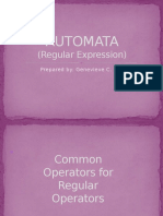 Common Regular Expression 2