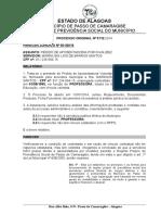 001-16 - Parecer - Marinusia