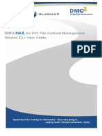 DMC2-Mail v12 x User Guide