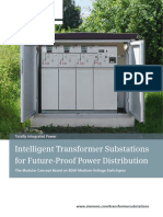 Intelligent Transformer Substation En