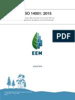 Livre Blanc Des Révisions à La Norme ISO DIS 14001 2015