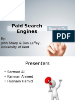 Paid search wars