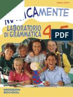 Magicamente Laboratorio Di Grammatica 4 5