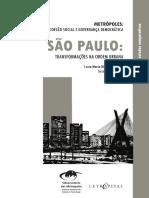 Serie Ordem urbana Sao paulo