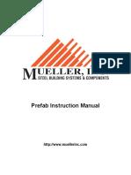 Prefab Manual