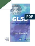 Glsu Manual 31