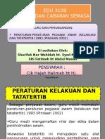 Tatatertib 1193 Pindaan 2002