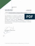 Reglas de Operación Del Sistema de Información Pública de Proveedores y Contratistas