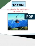 Raport Final - Compania Cablu 2