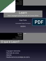 Learn Presentation
