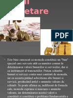 teorii monetare
